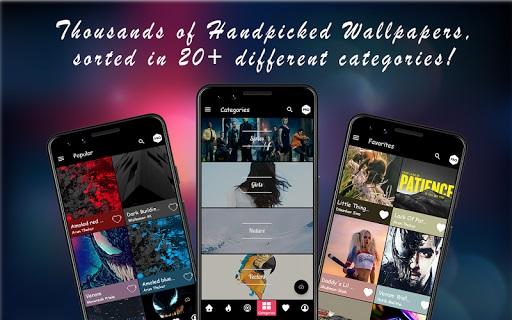 WallPixel Apk   Lets Make Your Andorid Screen More Attractive